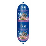 Brit Premium Cat by Nature Sausage Chicken & Turkey Sterilised 180g