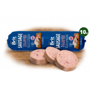 Brit Sausage Chicken & White Fish 10x800g