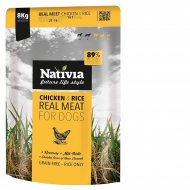 Nativia Real Meat Chicken&Rice 8kg