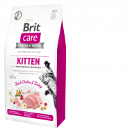 Brit Care Cat Grain-Free Kitten Healthy Growth&Development 7kg